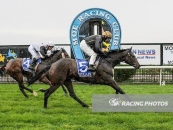 Lucky Spinner Wins Well At Moe Over 1600m